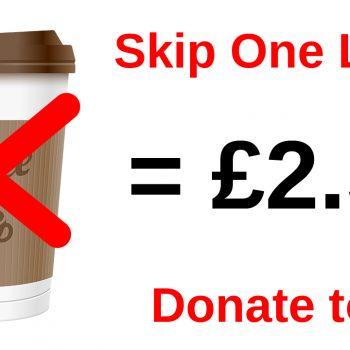 Skip One Latte Campaign